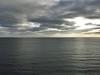 Calm Sea at White Rock Beach (Rona's whereabouts) Tags: whiterock killiney dalkey dublin ireland mereswine sea ocean calm tranquil sky clouds horizon surf swim float december newyearseve view vicoroad deilginis thornisland viking