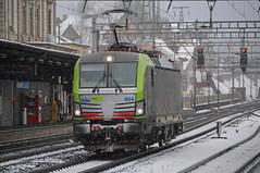 475404 - Liestal 15/01/17 (James Welham) Tags: 475404 bls siemens vectron liestal spiez basel switzerland rb rangierbahnhof