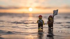 Sea of Ice (alternate) (Reiterlied) Tags: 18 35mm d500 dslr finland flag lego legography lens minifig minifigure nikon oulu photography pirate prime reiterlied stuckinplastic toy winter