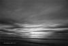 Low Tide (Rick Hathaway - rhfo2o (413k views!)) Tags: rhfo2o canoneos7d canon elmer elmersands westsussex beach sea seaside sand sky clouds waves sun light reflection ripples lowtide bw blackandwhite mono empty thebigempty