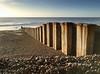 Hastings Beach (@jo_did_this) Tags: beach coast pebbles stones tide waves serene peaceful empty nobody steep wood wooden groyne breakwater shore hastings uk perspective shingle graduated