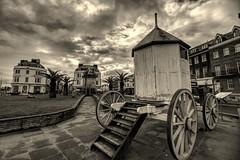 Bathr (Jon_Wales) Tags: weymouth bathingmachine victorian seaside england king george seafront esplanade