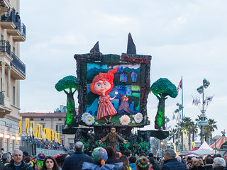 Viareggio Carnevale 2017 – I