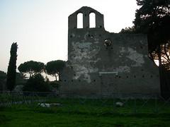 Tomba di Cecilia Metella_11