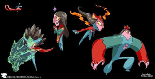 Character Design - illustration n° 23