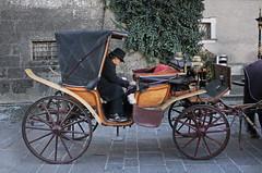 Wagenmittagessen (skipmoore) Tags: salzburg carriage coach driver