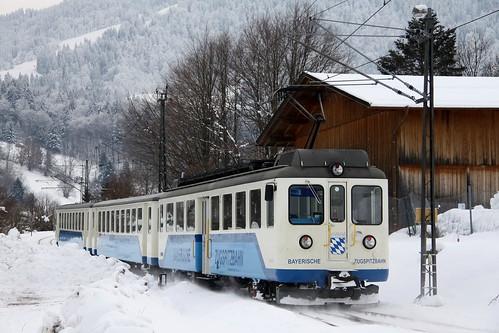 BZB Beh 4/4 309 Garmisch-Partenkirchen