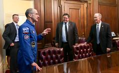 03-02-17 Astronaut, Marshall Space Flight Center visit Gov. Bentley
