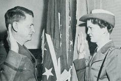 1st Lt. Ellen Jones (Ga. Guard History) Tags: 1950s gaang nationalguardhistory firstwomaninthegeorgiaguard womenshistory