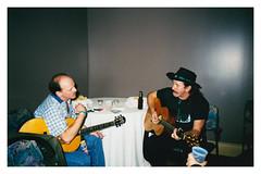 Fred Lavery and Matt Minglewood