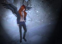 Pandora Resort. (Niki Wirefly) Tags: fae fairy fairey faerie male fantasy landscape secondlife wings niki sl