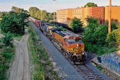 BNSF 4999 @ Philadelphia, Pa. (Twenty17Teen Photography) Tags: philadelphia trains ge bnsf railroads railroadphotography bnsfrailway trainphotos railroadphotos railroadimages