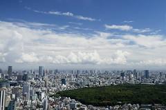 CITYSCAPES -NISHI-SHINJUKU- (Jussi Salmiakkinen (JUNJI SUDA)) Tags: summer japan clouds tokyo shinjuku cityscape     nishishinjuku