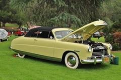 5th Annual San Marino Motor Classic (USautos98) Tags: 1948 8 convertible commodore hudson brougham