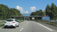 A480-1 (European Roads) Tags: france alps grenoble autoroute a480