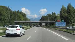 A480-1 (European Roads) Tags: france alps grenoble autoroute a480