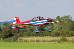 G-CAPX Mudry CAP 10B (amisbk196) Tags: uk kent unitedkingdom aircraft aviation cap amis 2015 10b headcorn mudry lashenden gcapx