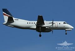 VH-EKD SAAB 340 REGIONAL EXPRESS (QFA744) Tags: express saab regional 340 vhekd