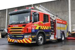 FML 427 (ambodavenz) Tags: new rescue fire pump zealand dunedin frasers tender appliance scania willowbank p310