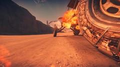 Mad Max Wheel shot