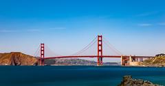 Postcard (Kevin Coppock) Tags: sf california ca bridge golden bay gate san francisco long exposure samsung nd area chinabeach nx nx1