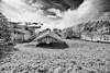 Rifugio Serot (Christian Tomasi) Tags: bw silver landscape 14 pro mm rifugio samyang efex roncegno serot christiantomasi christiantomasitrento