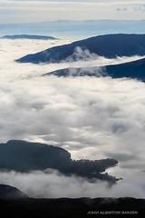 Above A Sea Of Mist (john&mairi) Tags: cloud mist mountain scotland scottish 3000 benlomond lochlomond munro rowardennan temperatureinversion 1stmunro lusshills
