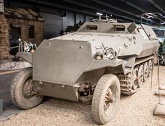 Hanomag Halftrack (SKAC32) Tags: worldwarii german ww2 apc cambridgeshire eastanglia halftrack hanomag sdkfz251 armouredpersonnelcarrier imperialwarmuseumduxford trooptransport armouredtransport sonderkraftfahrzeug251