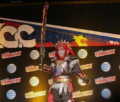 New York Comic Con 2015 - Ganon (Rich.S.) Tags: new york championship comic cosplay convention zelda championships villain eastern legend con ganon 2015 ganondorf nycc