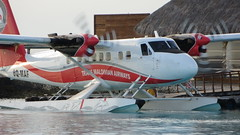 TMA - Maldives 2015 (3) (Valerie Hukalo) Tags: asia indianocean asie airlines maldives seaplane tma hydravion veligandu océanindien rasdhooatoll transmaldivianairline