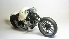 Chopper (hajdekr) Tags: motion bike chopper motorbike motorcycle moc legotechnic myowncreation legointerest