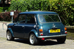 1994 Rover Mini 1300 Cooper (peterolthof) Tags: rover mini cooper 99pkbf sidecode6 peterolthof