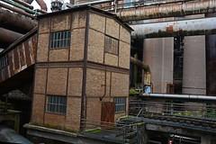 Völklinger Hütte (Niwi1) Tags: museum germany nikon outdoor unesco industrie saarland weltkulturerbe eisen hochofen völklingen welterbestätte niwi1