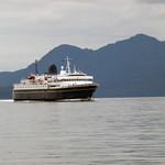 Malaspina returns from Skagway thumbnail