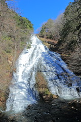 00000122 (Nekogao) Tags: nature japan waterfall country  nikko  tochigi    yumoto    tochigiprefecture nikkonationalpark  yumotoonsen  yufalls