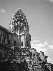 32. Angkor Wat-corner tower