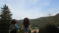 Scenic 'Figs (AyliffeMakit) Tags: italy holiday photography photo florence lego photos tuscany legos minifig minifigs irl minifigure 2015 minifigures minidoll