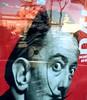Серия Отражения города, это Рим отражается в глазах Сальвадора Дали. ДалИ? ДалИ! Dali! #отражения #salvador #dali #salvadordali #rome #italy #италия #рим #streetphoto #сальвадордали #citylife