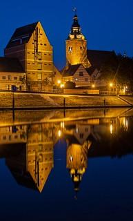 Speicher und Stadtkirche Havelberg