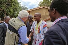 (UN OCHA) Tags: visit mosque un obrien ocha usg bangui icrc centralafricanrepublic saintsaveur minusca