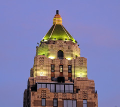 Top of the Carlyle Hotel (Kelly Nigro) Tags: nyc art hotel grande manhattan dame deco carlyle rosewood