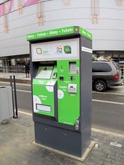 Ticket machine in Olsztyn (transport131) Tags: machine ticket infrastructure olsztyn mpk infratruktura