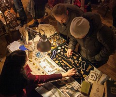 Фотоотчет Ретро-маркет Блошинка 14-15 ноября
