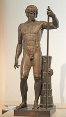 Statuette of Antinous (f_snarfel) Tags: museumsinsel antinous altesmuseumberlin hadrianus antinoos emperorhadrian antikensammlungberlin kaiserhadrian staatlichemuseenberlin