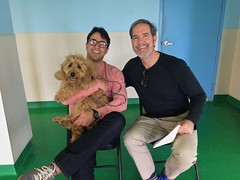 "John & Milton w/Luca—Best Sitter (Most Sits & Musical Chairs) • <a style=""font-size:0.8em;"" href=""http://www.flickr.com/photos/65918608@N08/23871427426/"" target=""_blank"">View on Flickr</a>"