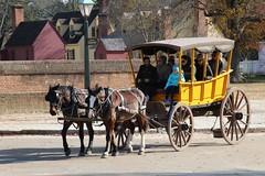 Virginia, Colonial Williamsburg IMG_2308 (ianw1951) Tags: colonialwilliamsburg historicalreenactment horsedrawntransport usa virginia