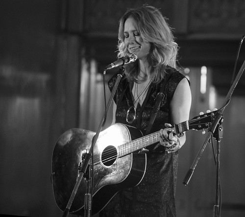 Allison Moore and Hayes Carll @ F.M. Kirby Center