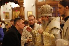 061. Nativity of the Lord at Lavra / Рождество Христово в Лавре 07.01.2017