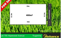 Lot 705 Hopewood Avenue, Truganina VIC