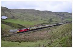 60044 (elr37418) Tags: 1z75 copy pit railtour d7000 burnley lancashire england uk 60 euston preston dbs marches moors train locomotive tug shencker